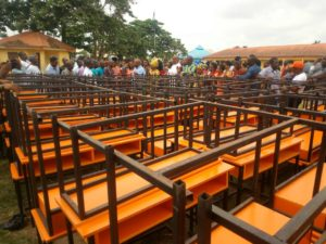 UYO STATE LAWMAKER RESCUES PUPILS AGAIN