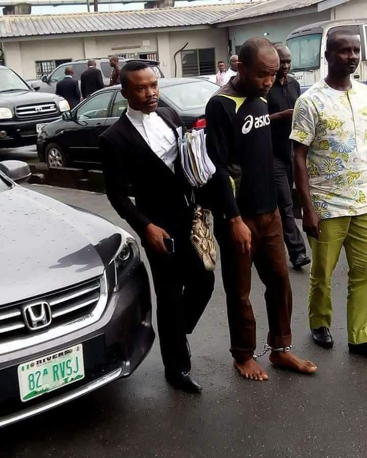 Pastor Okafor