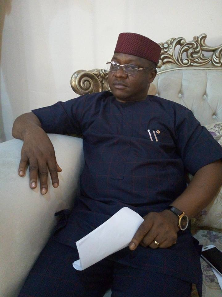 Hon Imo Okon, Chairman Uyo LGA