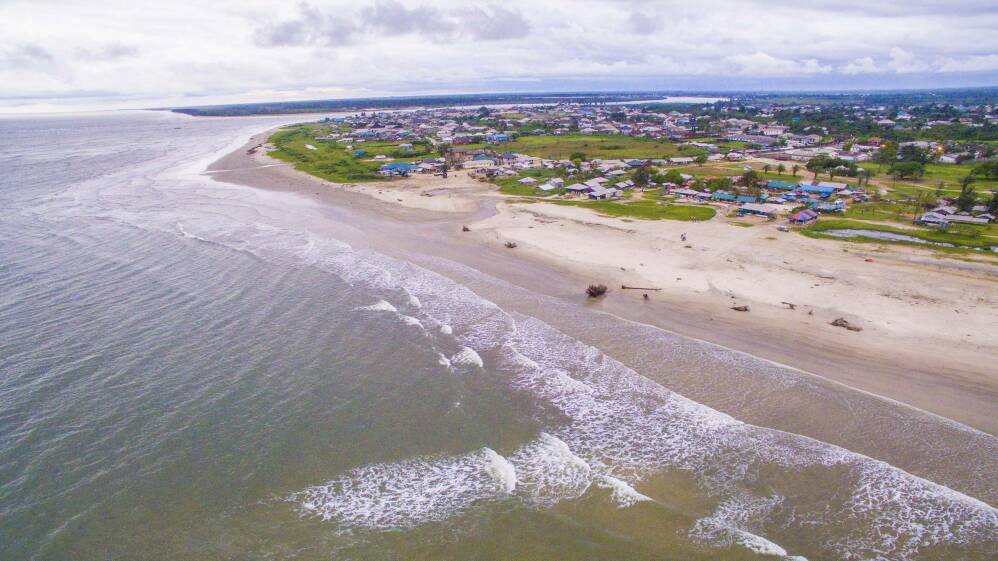 Image result for ibeno beach akwa ibom state
