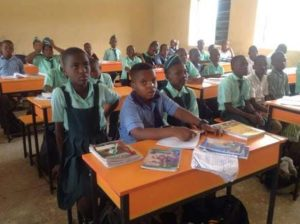 Student in Akwa Ibom State