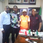 Chairmen of the 31 LGAs in Akwa Ibom State and former Chairmen of local government council