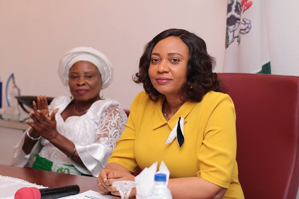 Photo of FIRST LADY TASKS NCWS ON GRASSROOTS DEVELOPMENT