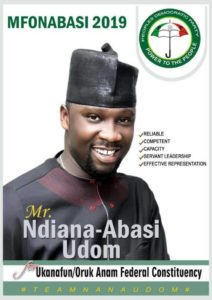 Nana Udom: Hope of a common man in Ukanafun federal Constituency.