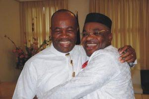 Gov Udom Emmanuel Andy Sen Godswil Akpabio