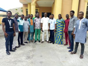 UYO STUDENTS ALUMNI THROWS WEIGHT ON RE-ELECTION BID OF UDOM