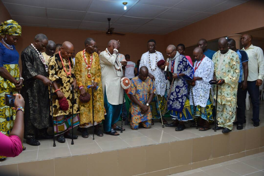 Photo of 2019: IBIAIKOT GROUP OF VILLAGES ENDORSE GOV UDOM AND MARK ESSET FOR SECOND TERM.