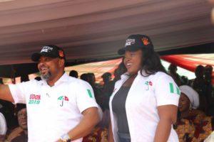 Hon. Monday Eyo Okon, member representing Uyo State Constituency