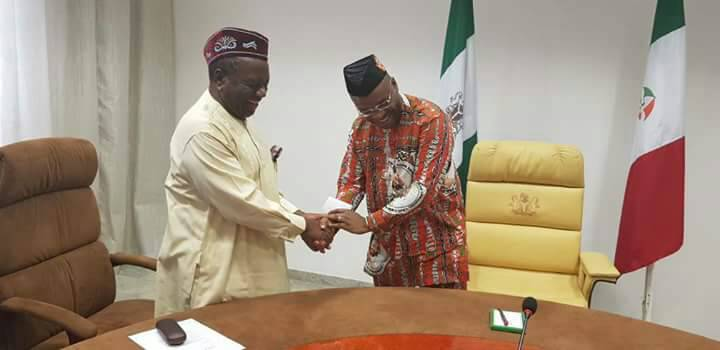 Gov Udom and Attah