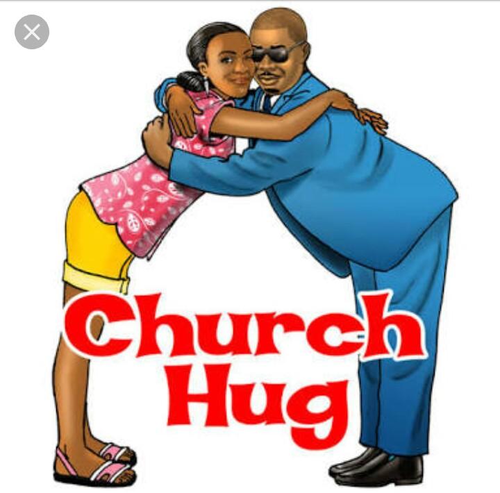 Church hug