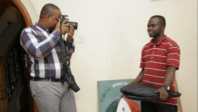 Mr. Wisdom Godwin Okon