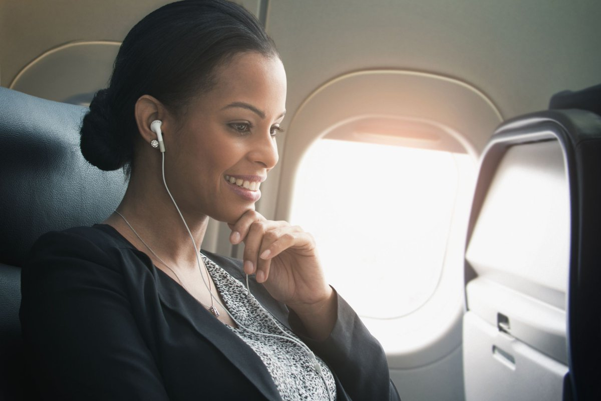 6 Relaxing Activities To Do During Your Flight