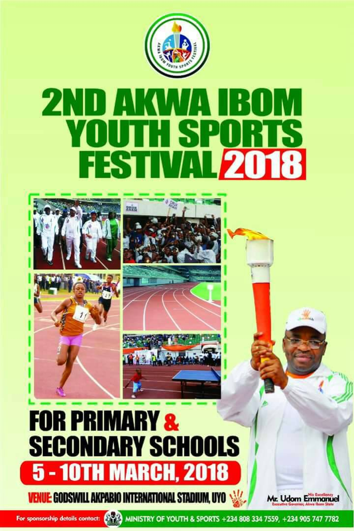 Photo of 4 Days to Akwa Ibom Youths Sports Festival: Getting it right.