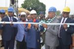 Governor Udom Emmanuel Commissioning a transformer in uyo