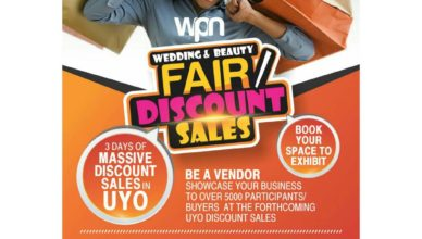 Good news to all Wedding Vendors, Fashion, Beauty, Food and Drinks Entrepreneurs.