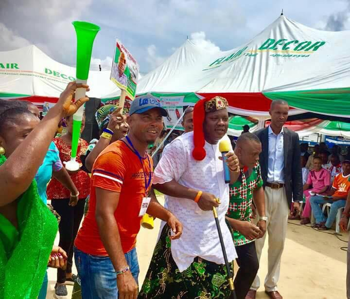 Selflessness of Victor Antai, Commissioner for Culture and Tourism