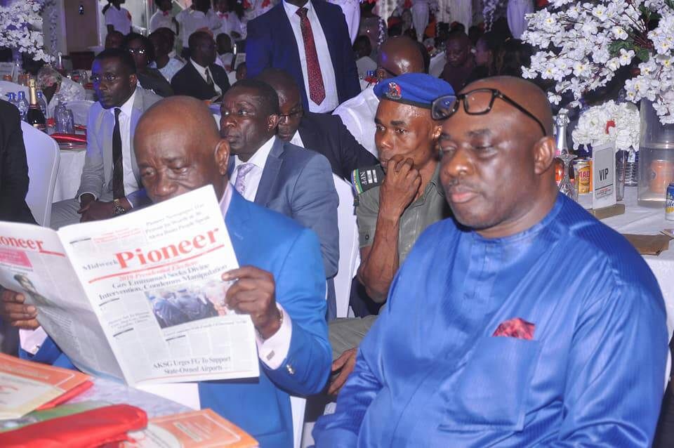 Longest Surviving State Government-Owned Newspaper in Nigeria Celebrates.