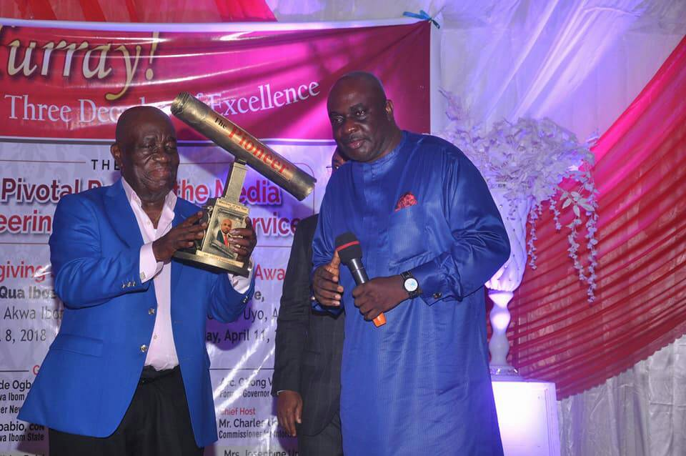 Photo of Longest Surviving State Government-Owned Newspaper in Nigeria Celebrates.