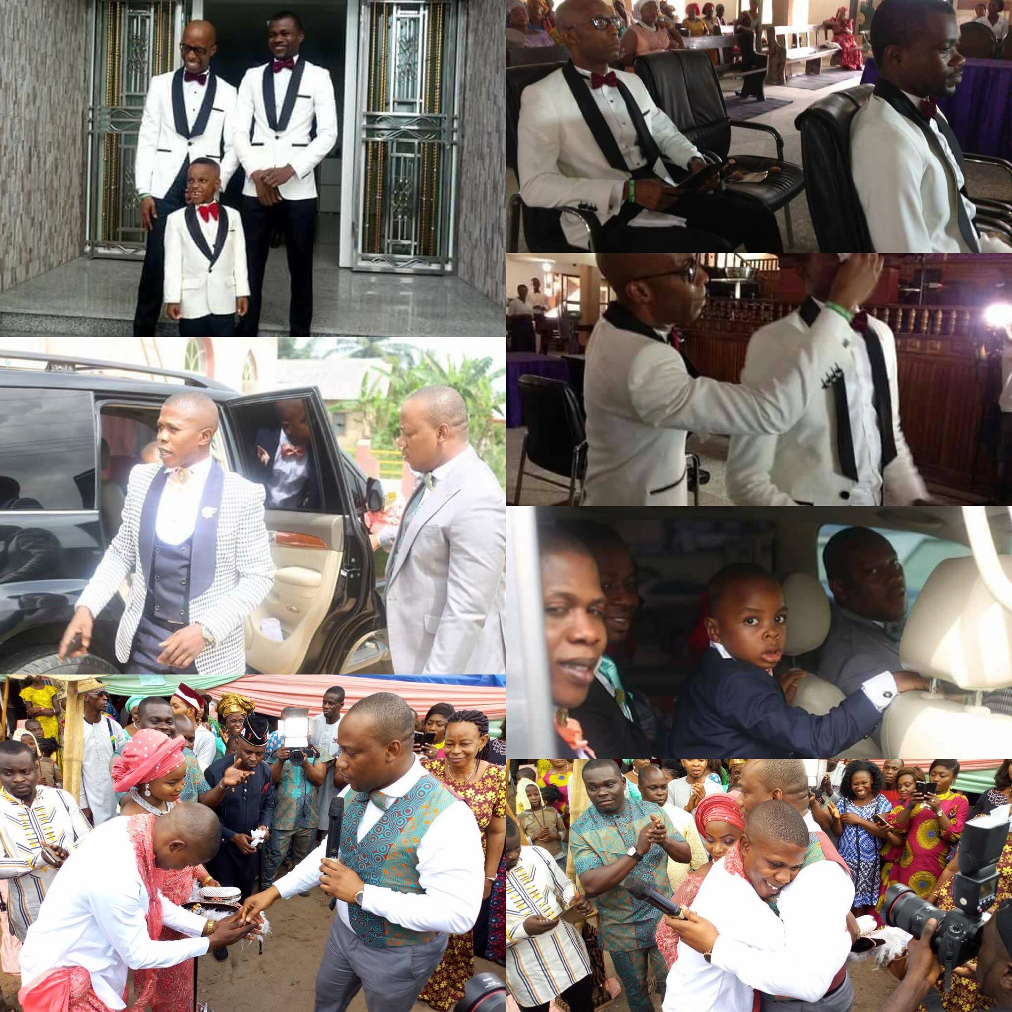 Photo of #UyoInPics: Onofiok Luke and Ini Ememobong Goes Viral…See Why