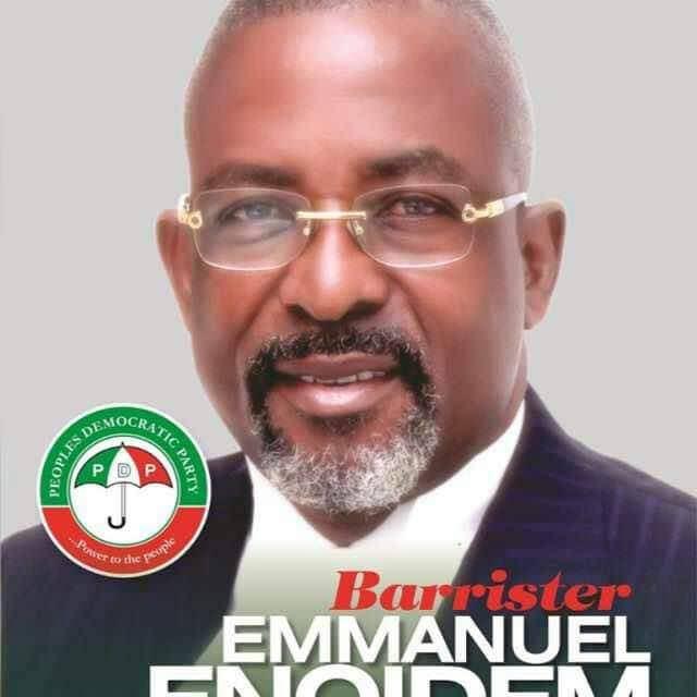 Barr Emmanuel Enoidem