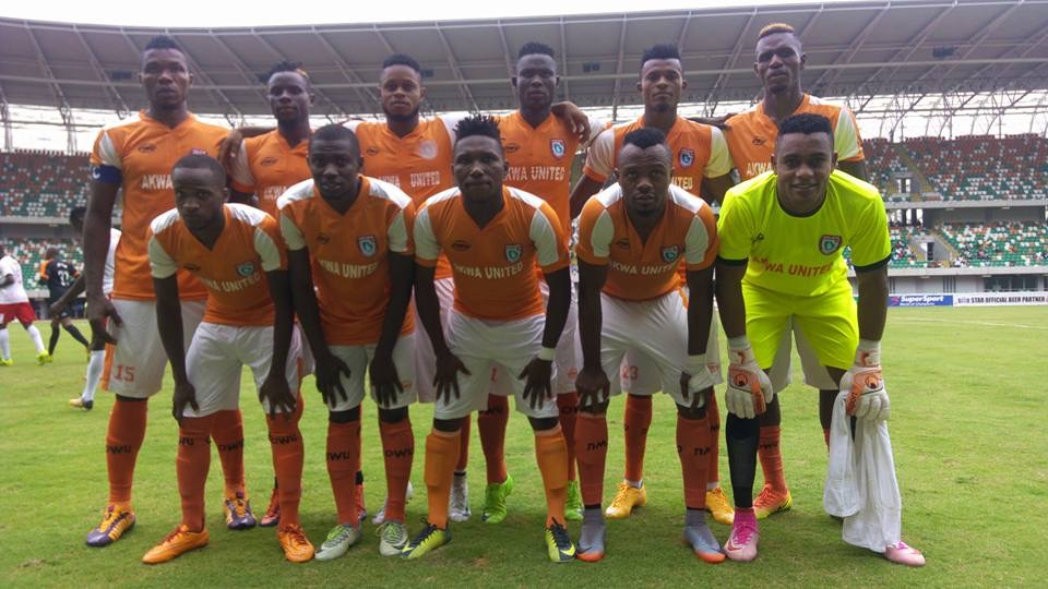 Photo of Akwa Utd stay glued to 2nd spot despite going down to Katsina Utd