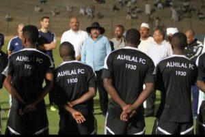 MEET AKWA UNITED OPPONENT – AL HILAL OF SUDAN