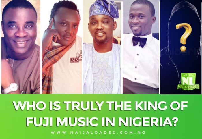Photo of Let's Talk!!! Who Is Truly The King Of Fuji Music In Nigeria?
