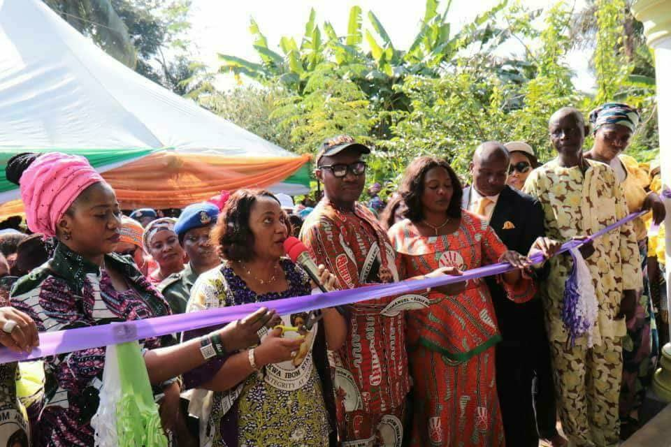 TWO INDIGENT FAMILIES BENEFIT FROM FEYREP'S SHELTER OF HOPE PROGRAMME