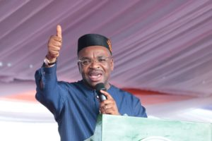 2019 GUBER RACE: UDOM EMMANUEL TO DECLARE ON FRIDAY