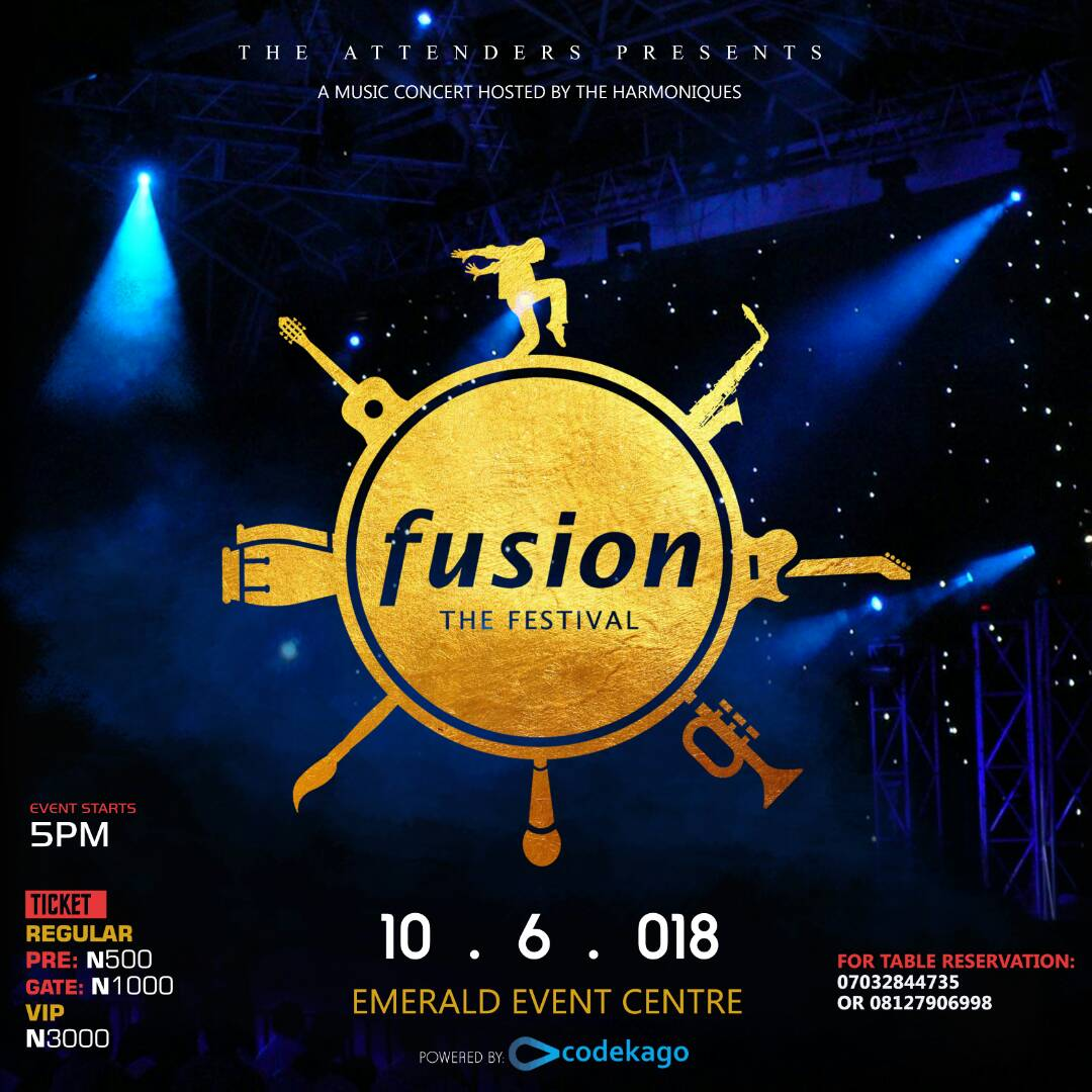 #Fusion2018 event