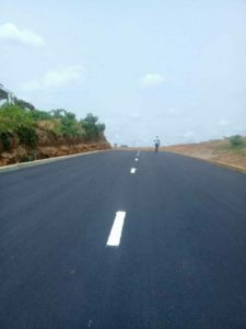 JUBILATION IN UYO AS GOV EMMANUEL INAUGURATES 3 ROADS