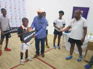 Eket Squash tournament