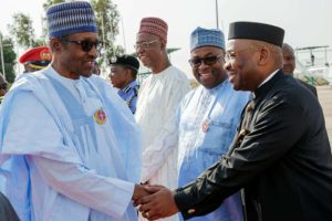 UDOM AND BUHARI