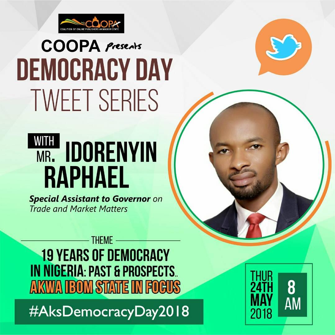 #AksDemocracyDay2018
