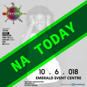 Things You Should Expect During #Fusion2018 Today At Emerald Event Center