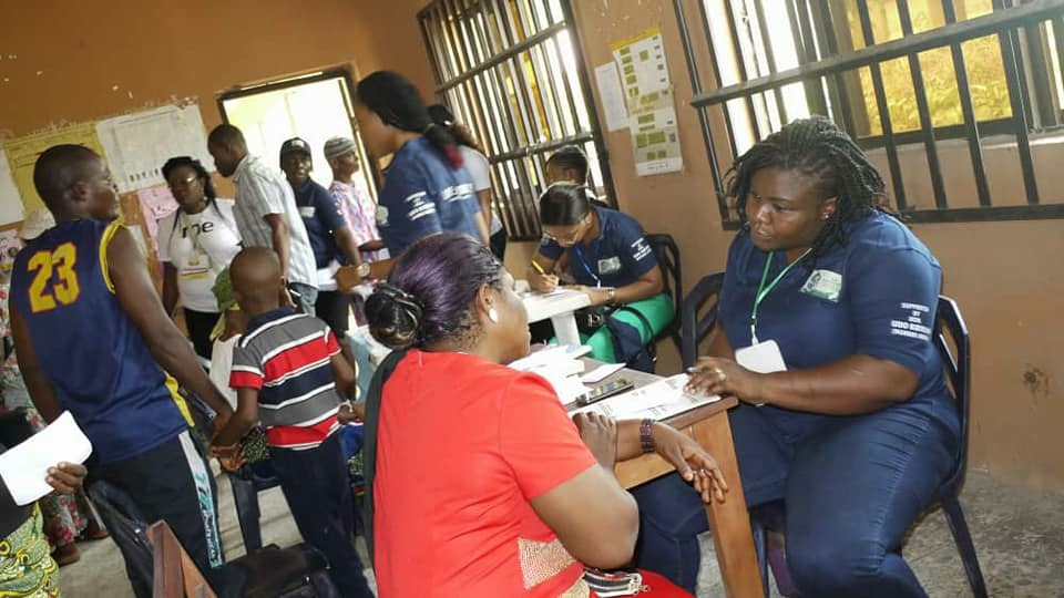 FOMA Records Success in the ongoing 5 days Medical Outreach In Akwa Ibom.