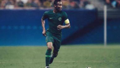 Mikel Obi, Super eagles World Cup
