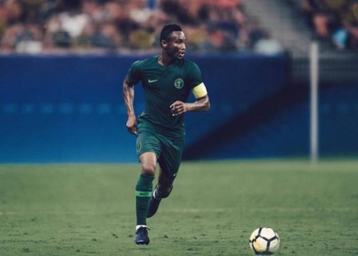 Mikel Obi, Super eagles World Cup