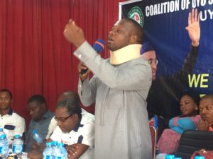 """""""Uyo will deliver 100,000 votes for Governor Udom Emmanuel and OBA for second Term"""" … Imoh Okon"""