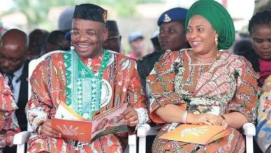 EKET SENATORIAL DISTRICT WOMEN HOLD  ENDORSEMENT RALLY FOR GOV. EMMANUEL