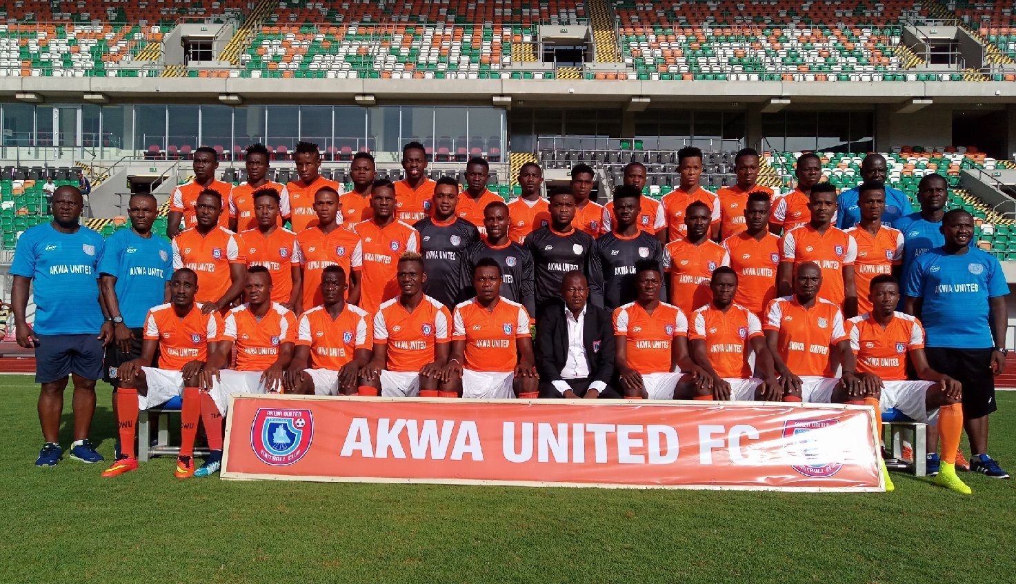 Akwa Utd Blows Apart Tornadoes in Uyo ...Climbs 2nd on NPFL Log