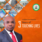Gov Udom Emmanuel 3 Years of touching Akwa Ibom people's live