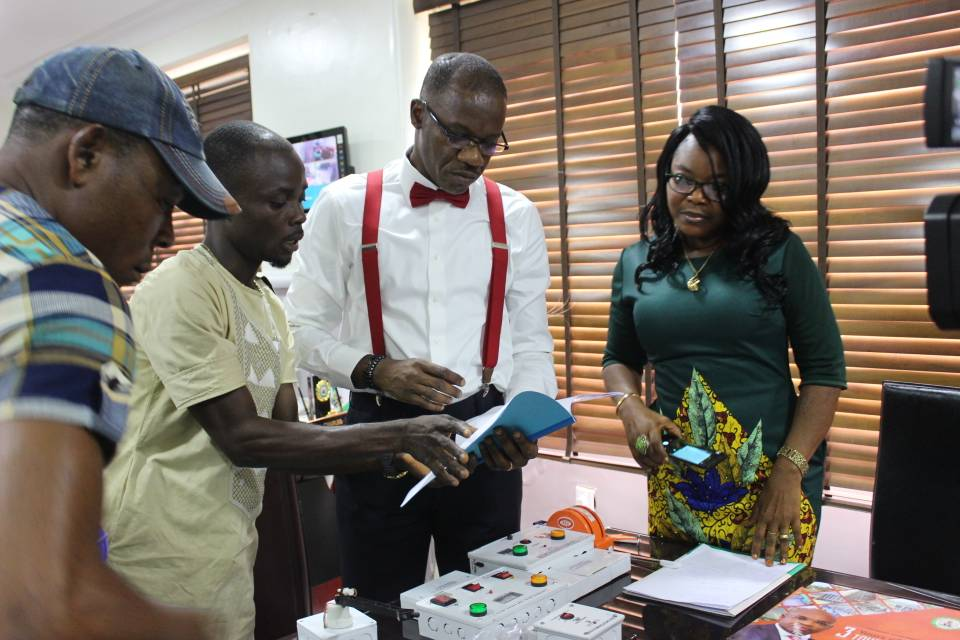 BUDDING INVENTOR ATTRACTS GOVT PATRONAGE THROUGH UDOMCARES CITIZEN CENTRE