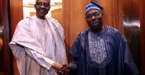 Buhari behaving like Abacha, planning to rig elections – Obasanjo