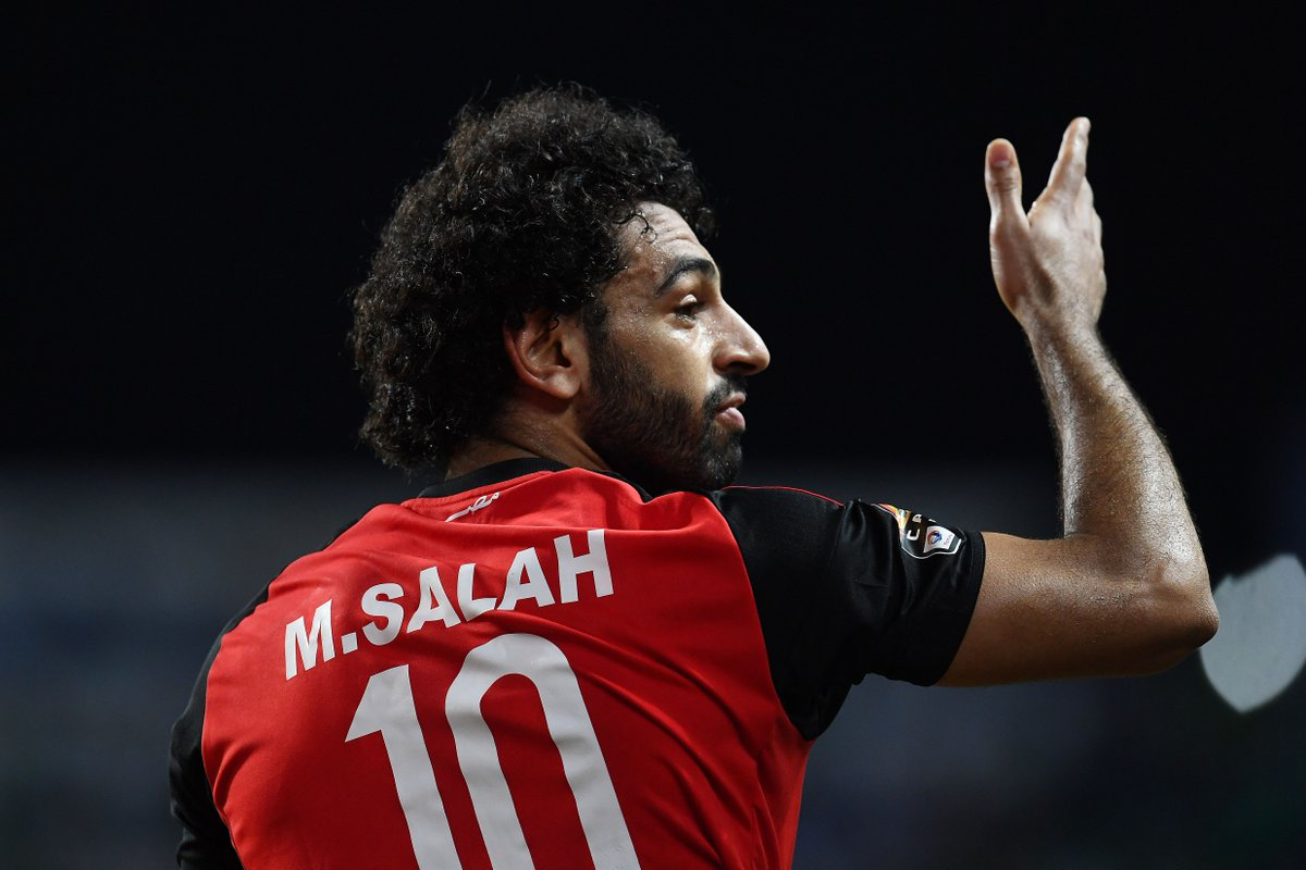Russia vs Egypt: Salah declared fit for World Cup cracker