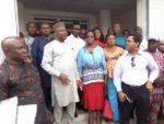 Uyo LGA Boss Inaugurates Revenue C'ttee Units