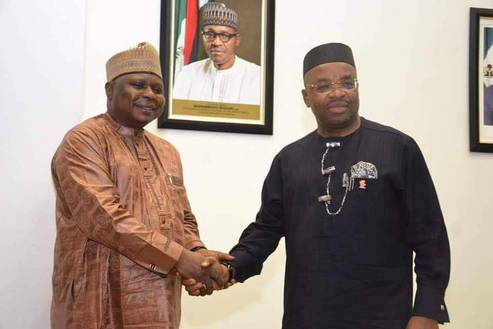 2019: GOVERNOR EMMANUEL SEEKS CREDIBLE NOMINATION PROCESS FOR PDP ASPIRANTS