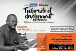 Footprint of development