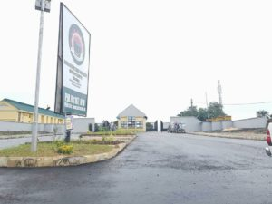 AKSG COMPLETES INTERNAL ROADS IN AKSU AND ITS ENVIRONS