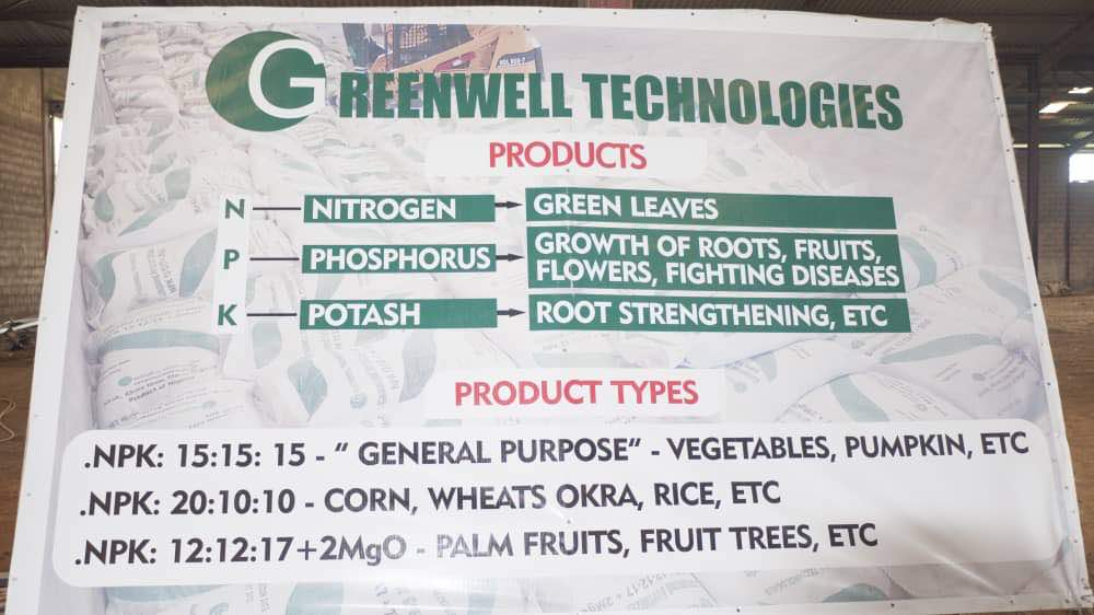 Why Greenwell Technologies is one of the best fertilizer blending company in the world
